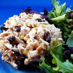 Tonijnsalade met kip